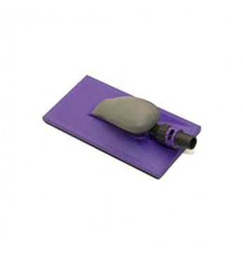 Hookit Purple+Multihole höövel 70x225mm