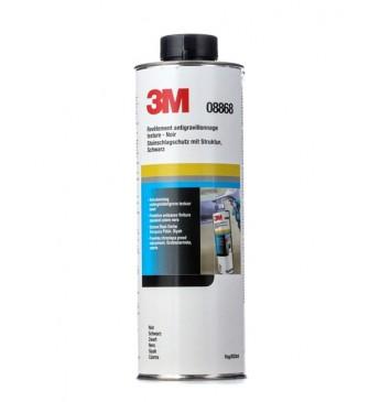 3M™ Body gard textured coating, black 1 kg