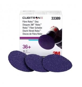 Cubitron™  Roloc 36+, 75mm (15 tk.)