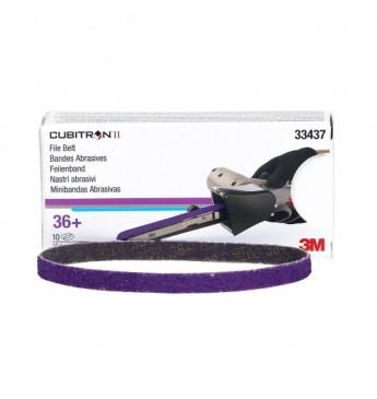 Cubitron™ II File Lint 10mm X 330mm 36+ (10 tk.)