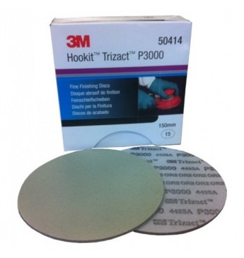 Trizact Hookit 443SA P3000 152mm