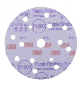 Hookit 260L/15 Purple ketas P1200 150mm