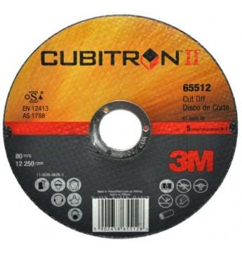 3M Cubitroen II lõikeketas 125x1mm