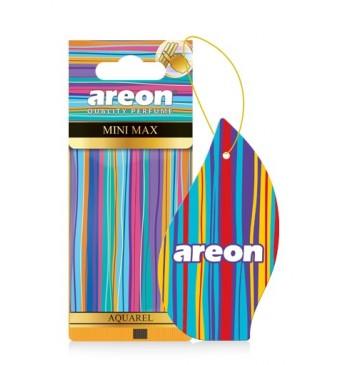 Air refreshener AREON MINI MAX - Aquarel