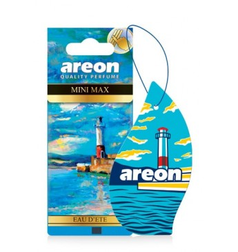 Air refreshener AREON MINI MAX - Eau d'ete