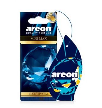 Air refreshener AREON MINI MAX - Blue Crystal