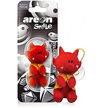 AREON Smile toy - Black Crystal