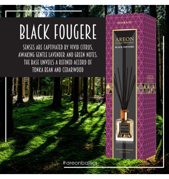 Mosaic  Black Fougere 85ml