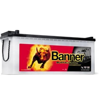 Aku Banner 150Ah 1150A Buffalo Bull HIGH CURRENT 12V 514x189x195/220mm