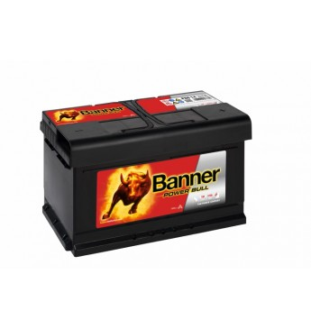 Aku Banner 80Ah 700A 12V Power 315x175x175x175mm