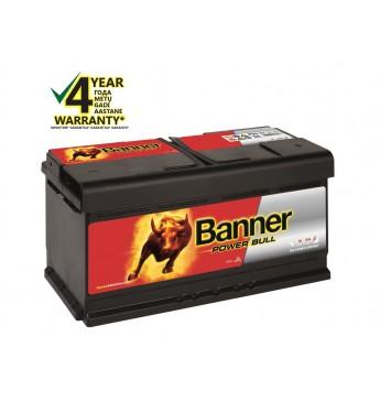 Aku Banner 95Ah 780A 12V Power Bull 354x175x190x190mm