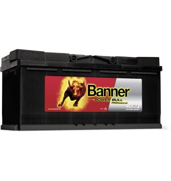 Aku Banner 100Ah 820A 12V Power PRO 354x175x190mm