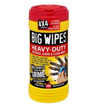 80s Heavy Duty Wipe Tubs 20x30