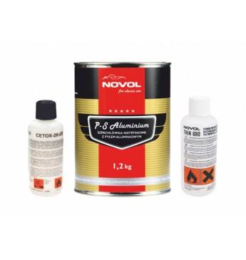 CC Spray pahtel ALUMINIUM 1,2 KG