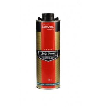CC Kere korrosioonivastane kaitsekate must 1L