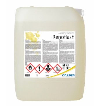Glue and tar remover Kenotek Renoflash 20L