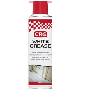 CRC white grease +PTFE 250 ml