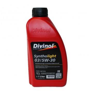 Syntholight DIVINOL 03 5W-30 1 l, ACEA A3/B4/C3 VW 504.00/507.03