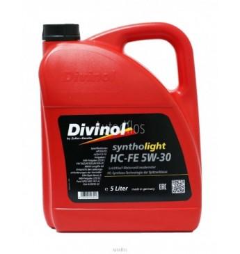 Syntholight DIVINOL HC-FE 5 W-30 5 l., MB229.51,229.52; VW505.04