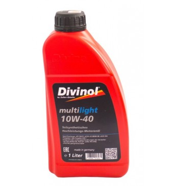 Multilight DIVINOL 10W40 1 l SN/CF, MB229.1, VW 505.00/502.03