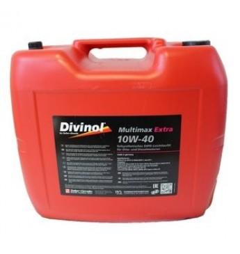 Multimax Extra DIVINOL SAE 10W-40 20 l, MB228.3, VDS3, MAN3275, RLD5