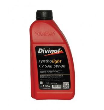 Syntholight DIVINOL C2 5W-30 1 l. SN/CF, ACEA C2-12 (F.T.H.M)