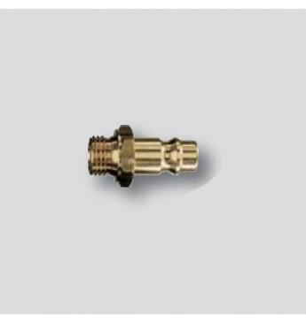 couplin plug DN 7.2 G1/2a, bra