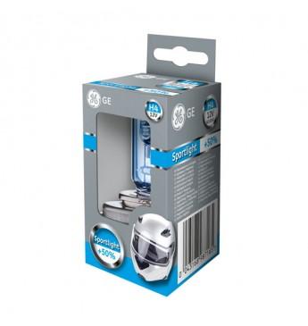 Moto Pirn H4 12V 60/55W Blue Sportlight +50%