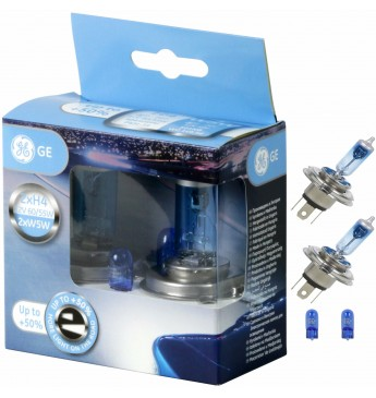 Light bulb Sportlight 2XH4  12V 55W +2X501NB W5W 99669
