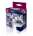 GE light bulb set: 2xH4 12V 55W + 2x501NB W5W