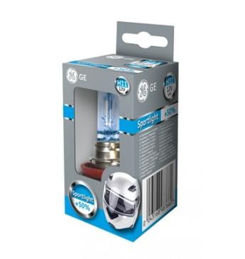 Moto Pirn H11 12V 55W Blue Sportlight +50%