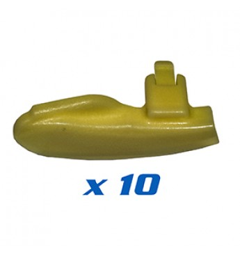 ~655/11 Kit of plastic protection