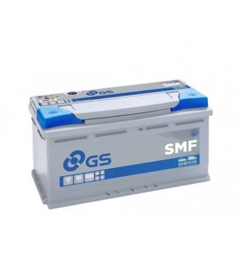 Aku GS YUASA 95Ah SMF019 12V 800A 353x175x190mm