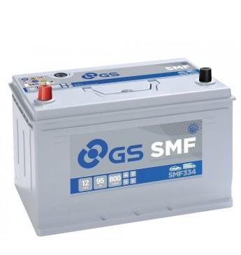 #Aku GS YUASA +- 95Ah SMF334 12V 800A 306x175x222mm