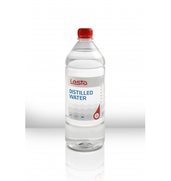 Distilled water 1L