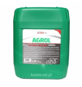 AGROLIS STOU PLUS 10W30 17KG