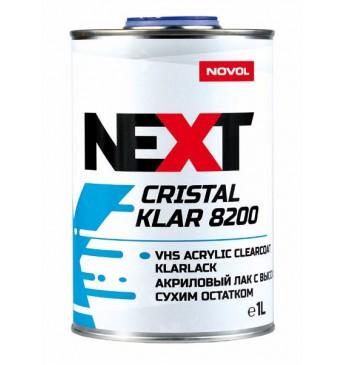VHS Akrüüllakk Cristal Klar 820 2:1  1L