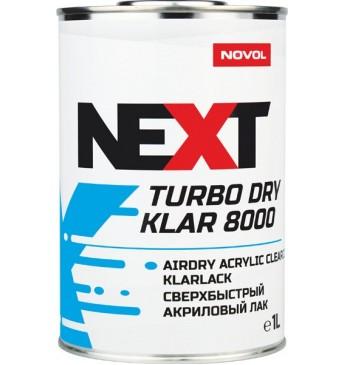 Airdry Turbo Dry Klar 8002 akrüüllakk  2:1 1L