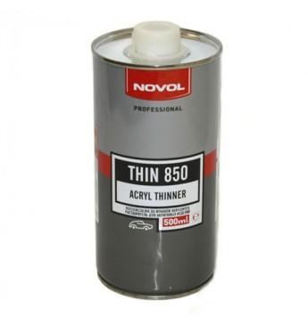 THIN 850 Lahusti akrüültoodetele-standard 500ml