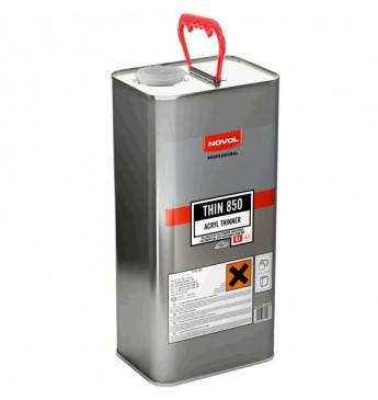 THIN 850 Lahusti akrüültoodetele-standard 5L