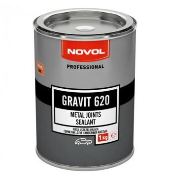 GRAVIT 620 Elastne polüester hermeetik- pintsel 1kg