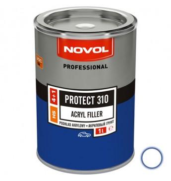 PROTECT 310 Akrüülkrunt 4+1 VALGE 1L