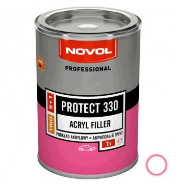 PROTECT 330 Akrüülkrunt  5+1 VALGE 1L