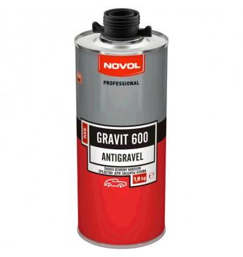 GRAVIT 600 Kivikaitse MS - MUST 1.8kg