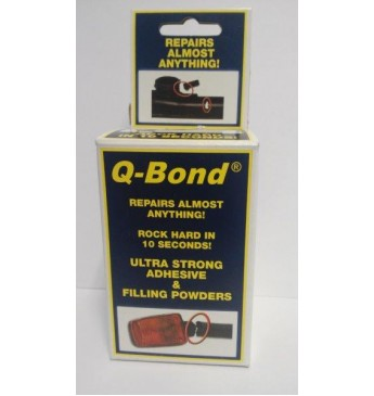 Q-BONDx2 glue and x2powder set