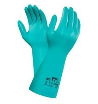 SOL-VEX solvent resistant nitrile gloves 11 size