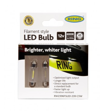 FILAMENT 239 C5W 12V LED