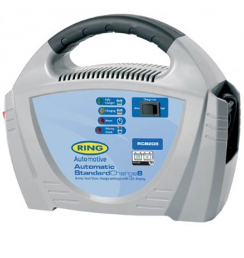 Baterry charger 12V/8A/120Ah