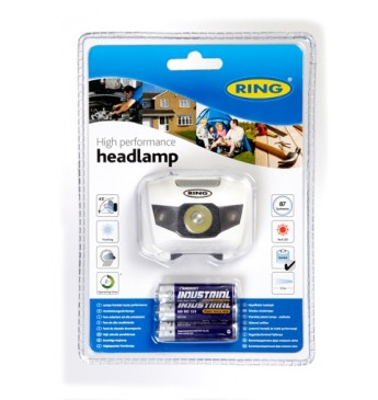 High PERFORMANCE HEADLAMP
