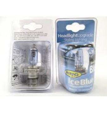 ~Pirn 12v 60/55w H4 P43t ICE BLUE